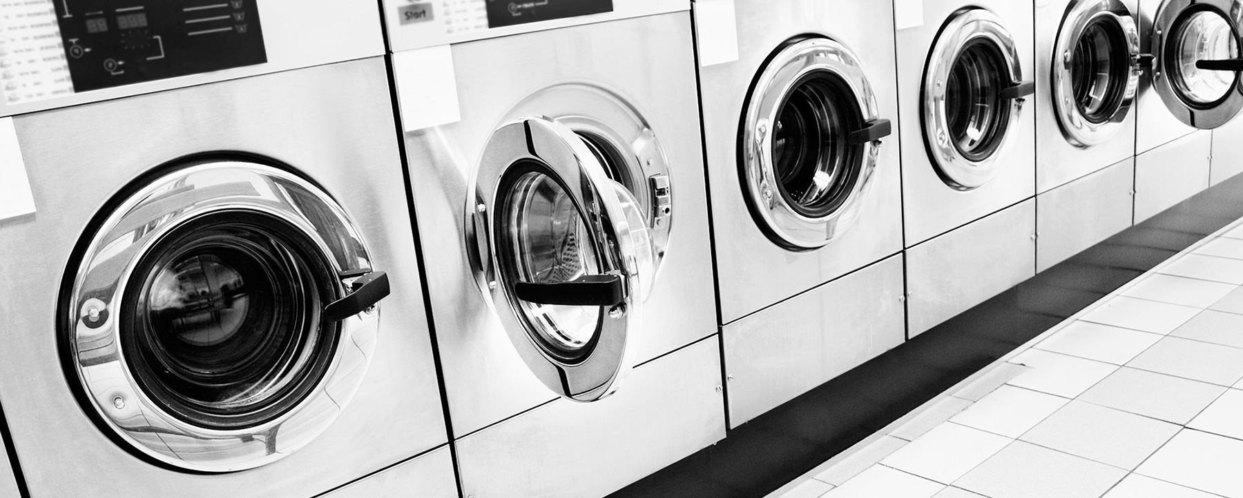 Industrial Laundry Services Installation