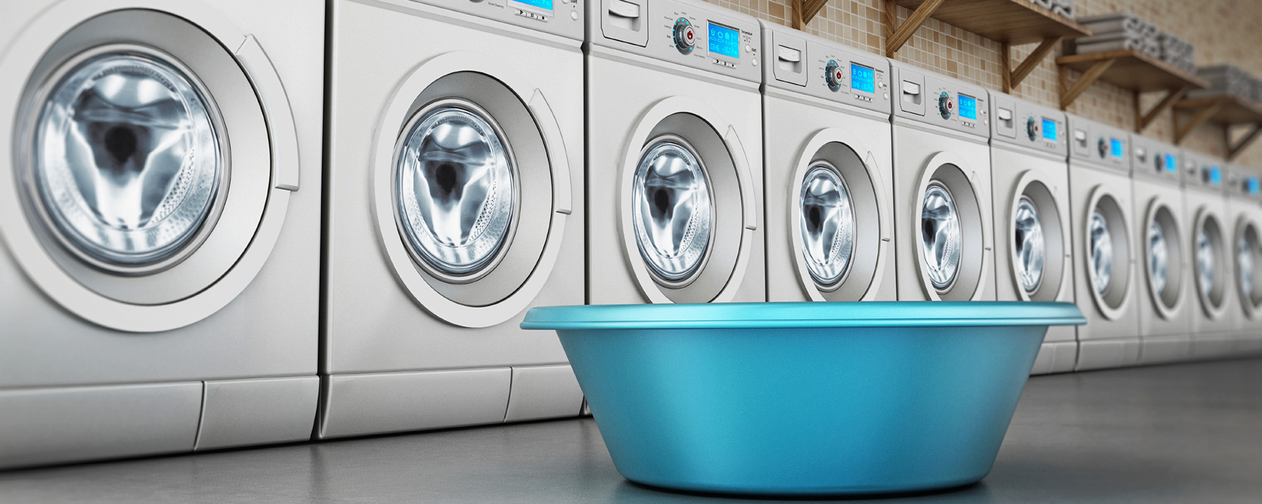 Industrial laundry Services Sales
