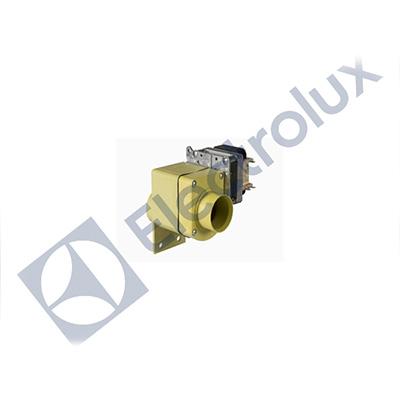 Electrolux W475H Model Electric Drain valve
