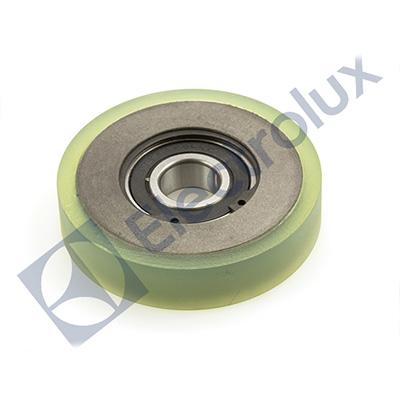 Electrolux T3650 Model Drum support roller